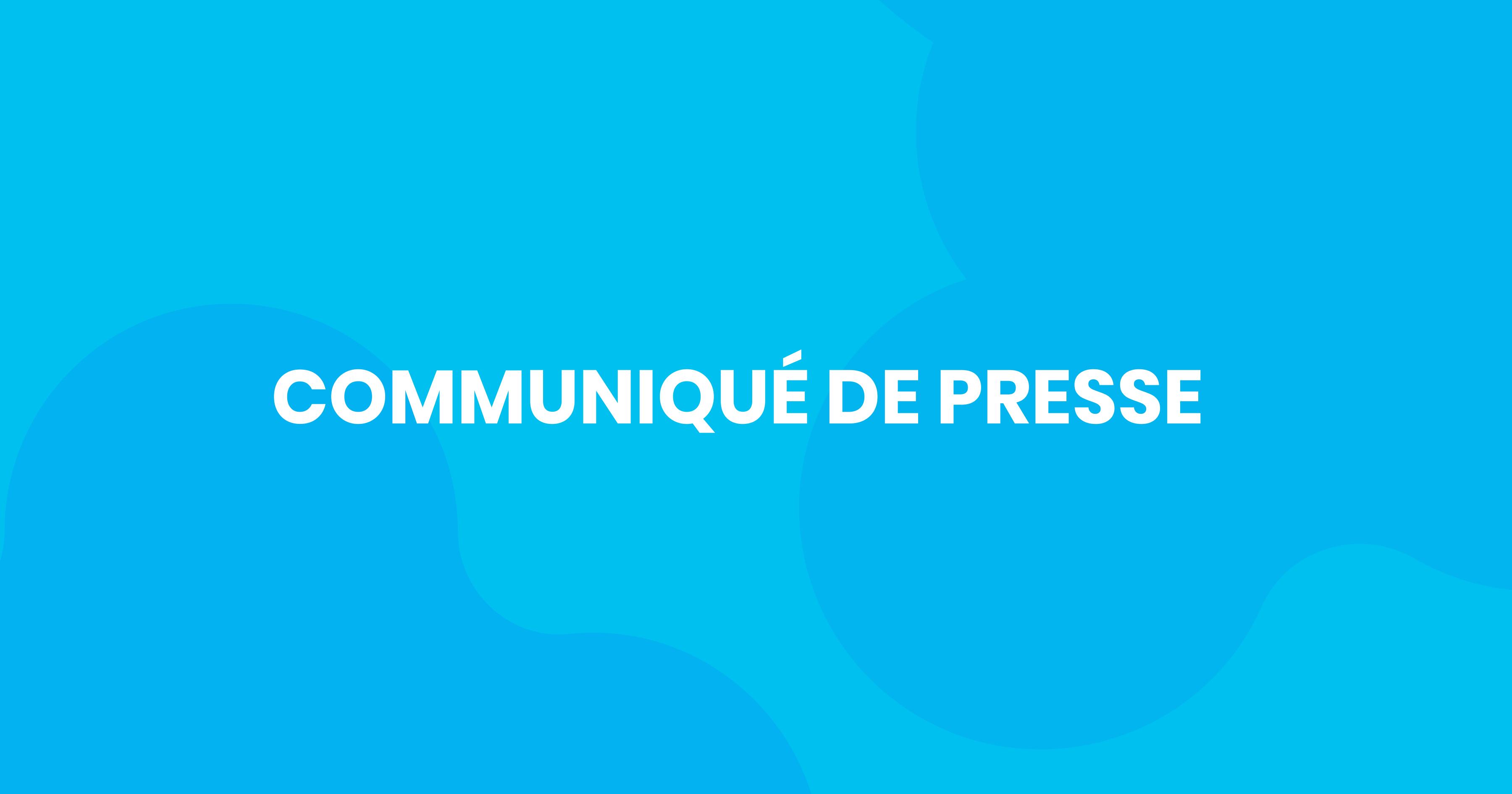 COMMUNIQUE DE PRESSE INVENIS