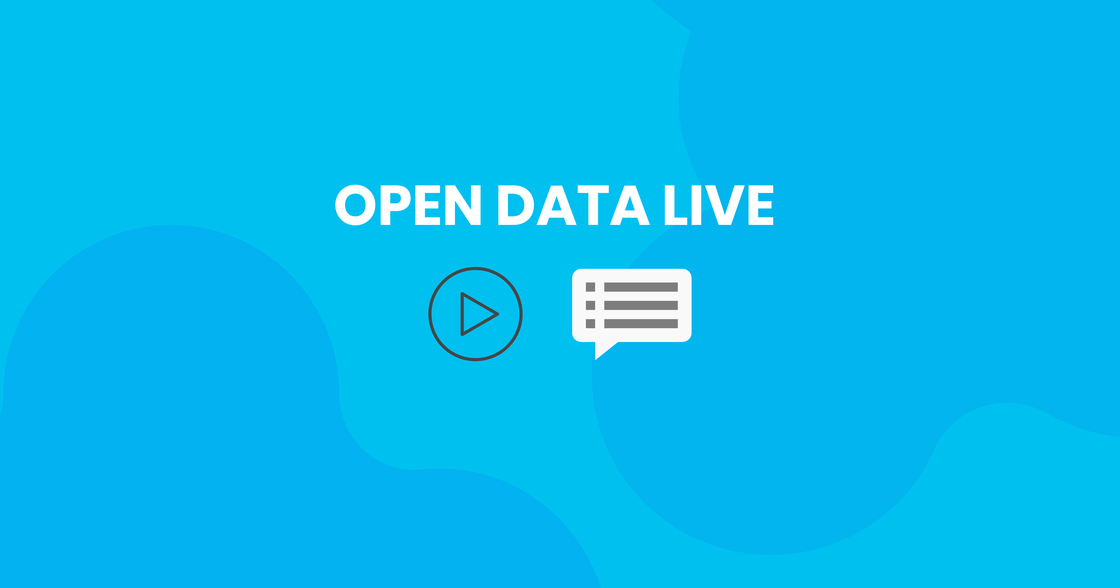 Open Data Live
