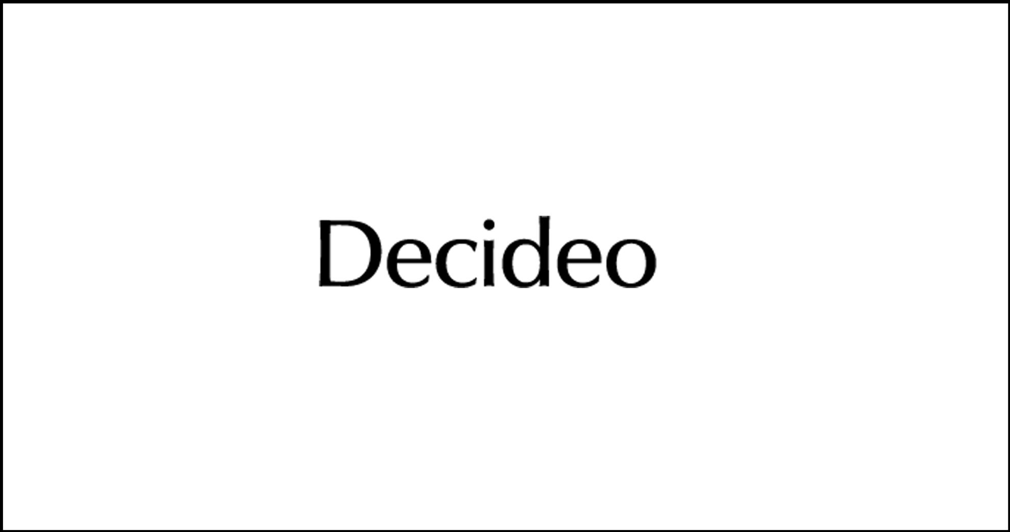 Invenis Decideo